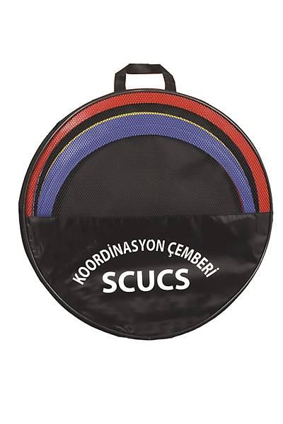 Scucs SC10562 Koordinasyon Çemberi-Hýz Halkasý Çok Renkli