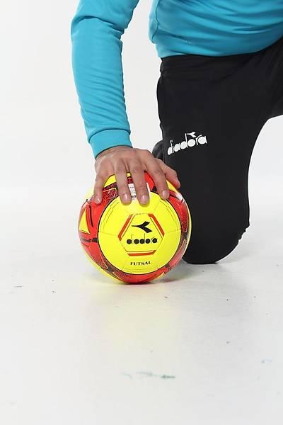 Diadora Busta Futsal Topu Sarý