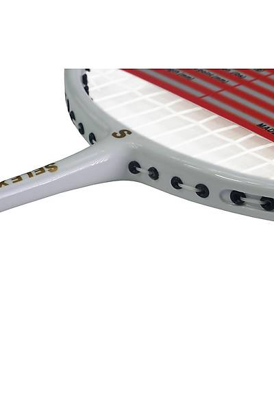 Selex 5503 Carbon Badminton Raketi Siyah