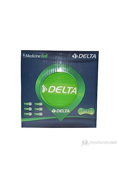 Delta Live Fit Saðlýk Topu Zýplayan Yeþil