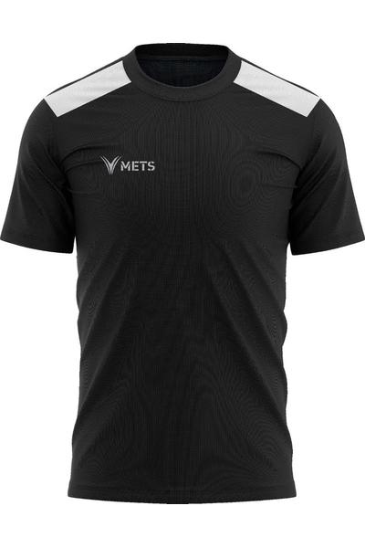 Mets Strike Antrenman T-Shirt Siyah