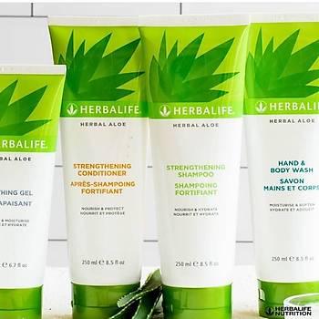Herbalife Herbal Aloe Güçlendirici Saç Kremi