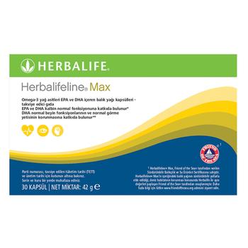 Herbalifeline® Max - Omega 3 Balýk Yaðý