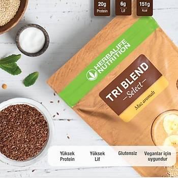 Herbalife Tri Blend Select Yüksek Proteinli Ýçecek Tozu