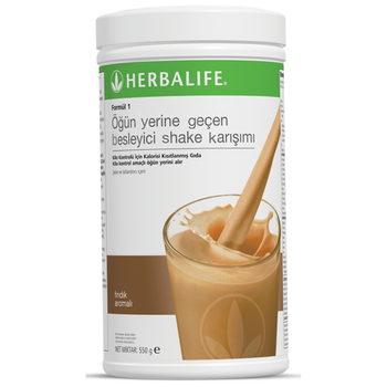 Herbalife Formül 1 Shake Fýndýk Aromalý