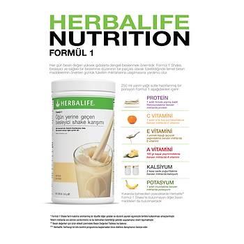 Herbalife Formül 1 Shake Vanilya Aromalý