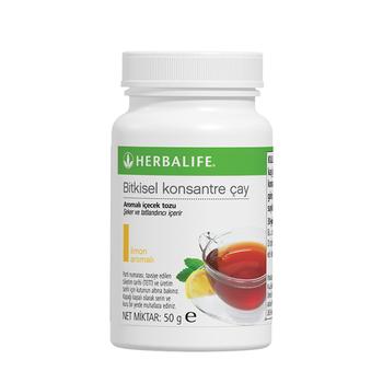 Herbalife Bitkisel Konsantre Çay 50gr - Limon Aromalý