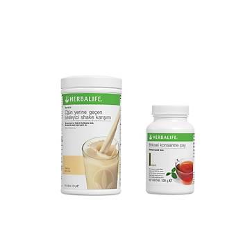 Herbalife Formül 1 Shake ve Bitkisel Konsantre Çay 100 gr