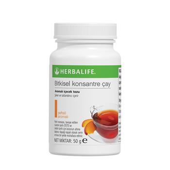 Herbalife Bitkisel Konsantre Çay 50gr - Þeftali Aromalý