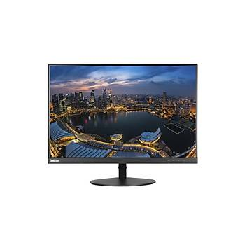 24 LENOVO ThinkVision T24d-10 61B4MAT1TK IPS FHD 7MS 60HZ HDMI DP 3 Yýl Garanti
