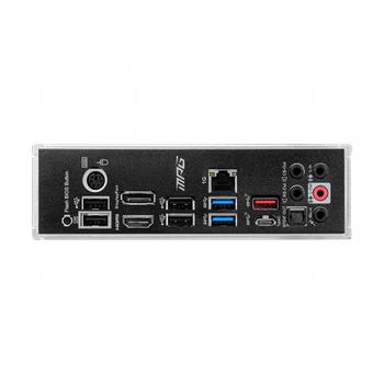 MSI MPG B550 GAMING PLUS DDR4 4400(OC)Mhz ATX AM4