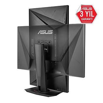 27 ASUS VG278QR FHD 0.5MS 165HZ FREESYNC G-SYNC HDMI DP DVI MM VESA GAMING