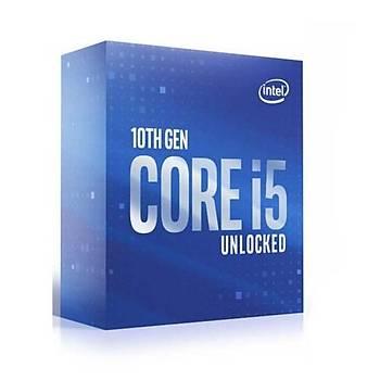 INTEL CORE i5-10600K 4.10Ghz 12MB 1200p 10.Nesil