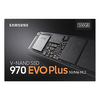500GB SAMSUNG 970 3500/3300MB/s EVO PLUS M.2 NVMe MZ-V7S500BW