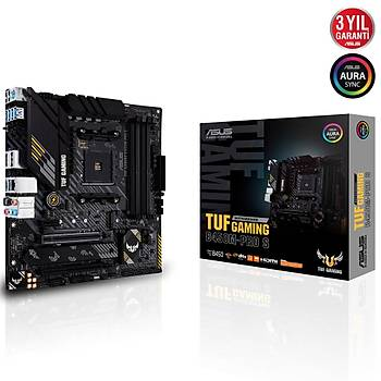 ASUS TUF GAMING B450M-PRO S DDR4 4400(O.C)/2133Mhz HDMI AM4