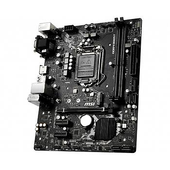 MSI H310M PRO-M2 PLUS DDR4 2666 DVI HDMI M.2 1151p