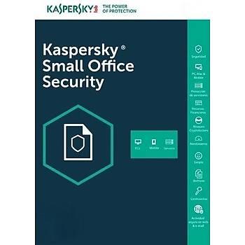 KASPERSKY SMALL OFFICE 1S+10K(1SERVER+10K MD) 1 YIL
