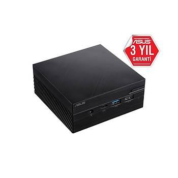 ASUS MÝNÝPC PN40-BC417ZV J4005 4GB 64GB W10P 3 YIL