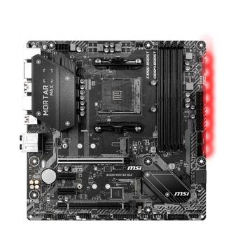 MSI B450M MORTAR MAX DDR4 3466 HDMI USB3.2 mATX