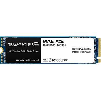 1TB TEAM MP33 1800/1500MB/s NVMe PCIe M.2 2280 SSD