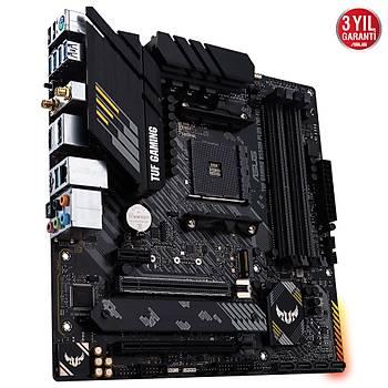 ASUS TUF GAMING B550M-PLUS (WI-FI) DDR4 4600(O.C)/2133Mhz AM4