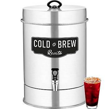 Remta Soðuk Demleme (Cold Brew) Kahve Makinesi - 15 Litre