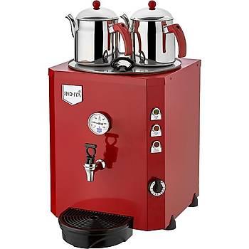 Remta 2 Demlikli Jumbo Çay Makinesi 23 Litre