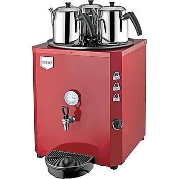 Remta 3 Demlikli Jumbo Çay Makinesi 40 Litre