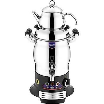 Remta Mini Tek Demlikli Çay Makinesi 5 Litre