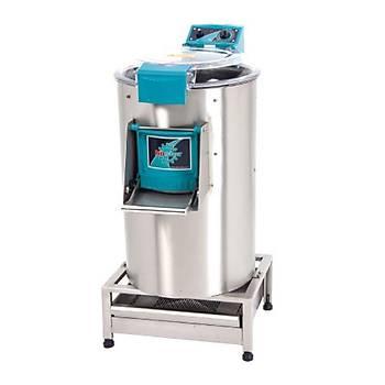 Bosfor Patates Soyma Makinesi 10 KG Filtreli 380V