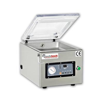 Packtech WM300 Tek Çeneli Masaüstü Vakum Makinesi