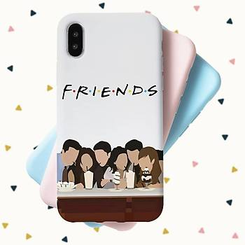 Friends Telefon Kýlýfý Iphone XS Max