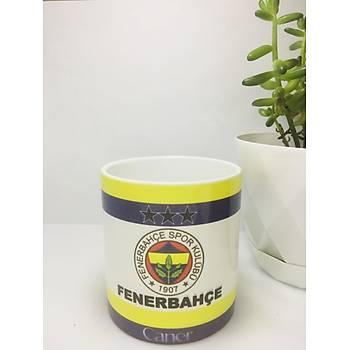 Kiþiye Özel Ýsimli Fenerbahçe Kupa Bardak