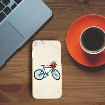 Mavi Bisiklet Telefon Kýlýfý Iphone 7