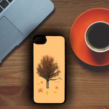 Sonbahar Yalnýz Aðaç Telefon Kýlýfý Iphone 6s Plus