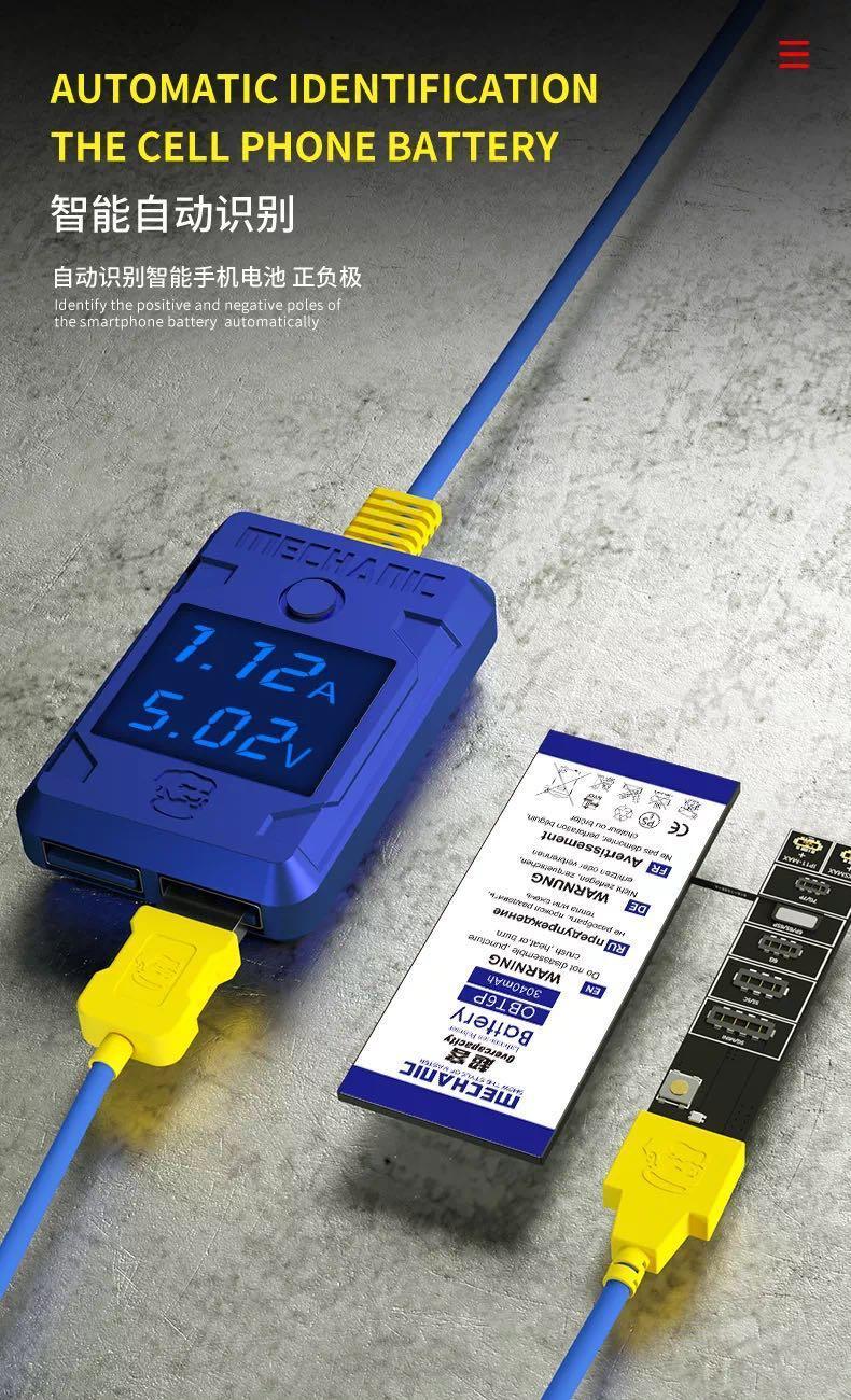 Mechanic Batarya Şoklama Cihazı Güvenli Alışveriş, Aynı Gün Kargo