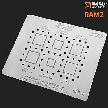 RAM 2 / BGA216 / MSM8992 RAM / BGA168 / MSM8928 RAM / BGA256 / MSM8956 RAM / BGA216 / MSM8974 RAM / BGA136 / MSM8909W RAM / BGA256 / MT6797RAM /