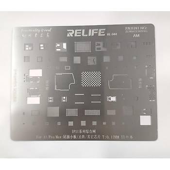 Relife RL-044 iPhone 11/11Pro/11Pro Max 3D Kalýp