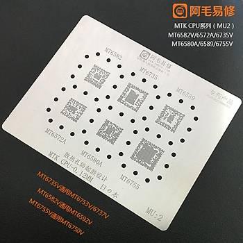 MU 2 / MTK CPU / MT6582 / MT6735 / MT6589 / MT6572A / MT6580A / MT6755
