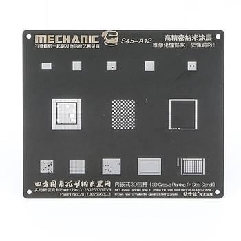 Mechanic A12 3D Kalýp