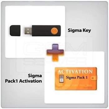 Sigmakey Dongle (Pack 1/2/3/4/5 Aktive)