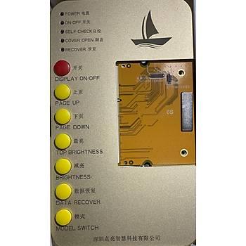 6s-8p Ekran Tester