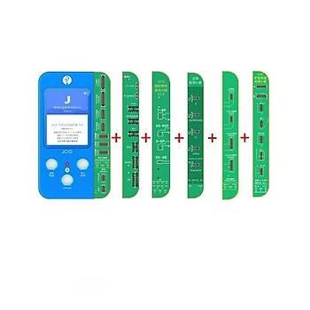 JC PRO 1000S V1S 6 in 1 Lcd Ekran / Batarya / Parmak Ýzi Veri Okuma ve Yazma / Face ÝD Aparatý (iPhone12 Face id Dahildir)