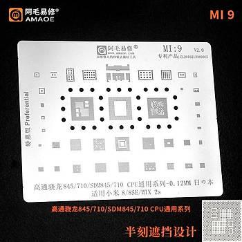 Amaoe Mi 9 Kalýp (845/710/SDM845/710 8/8SE/MIX 2s)