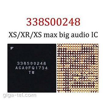 iPhone XR / XS / XS MAX Audio