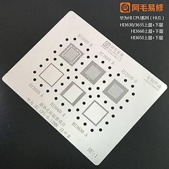 Amaoe Hu 1 CPU / Hi3650 B / Hi3660 B / Hi3630 B / Hi3650 A / Hi3660 A / Hi3630 A
