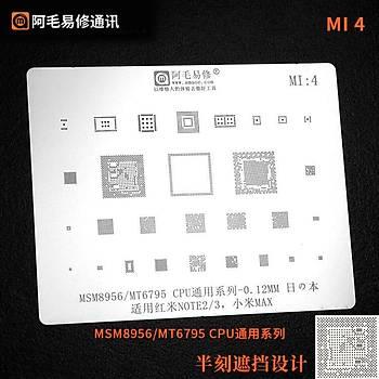 Amaoe Mi 4 / MSM8956 / MT6795 CPU / NOTE2-3 /