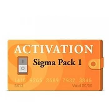 Sigma Box Pack 1 Aktive