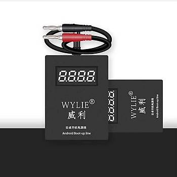 Wylie iPhone ve Android Power Kablo