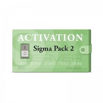 Sigma Box Pack 2 Aktive